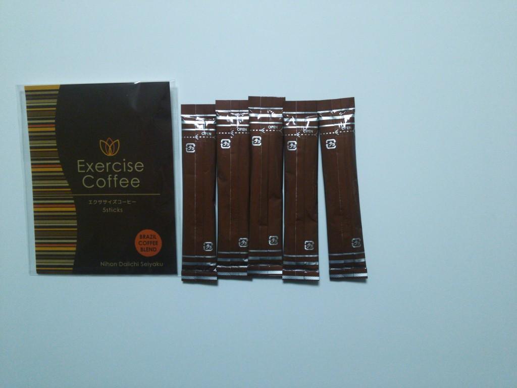 エクササイズコーヒー 1袋