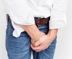 尿漏れは前立腺肥大症が原因?